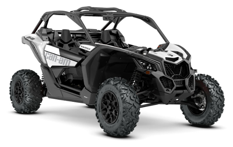 2020 Can-Am Maverick X3 Turbo in Cambridge, Ohio - Photo 6