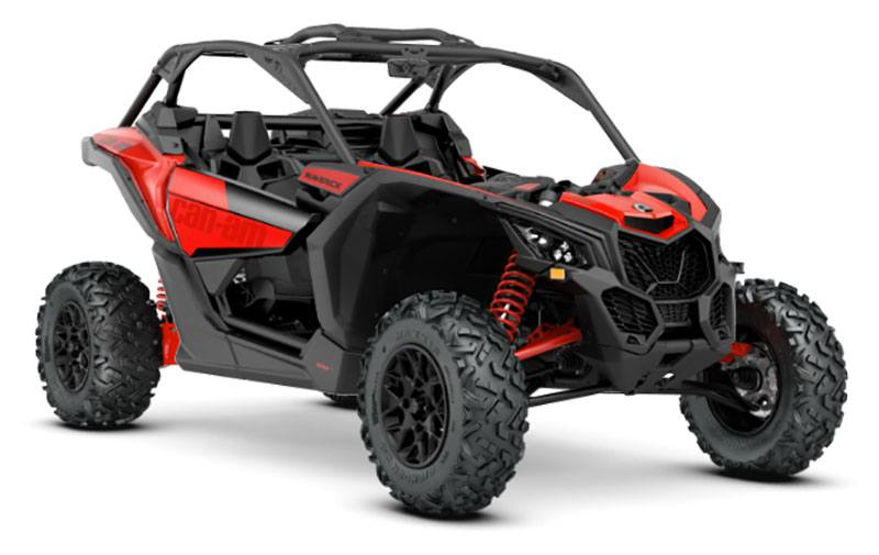 2020 Can-Am Maverick X3 Turbo in Castaic, California - Photo 1