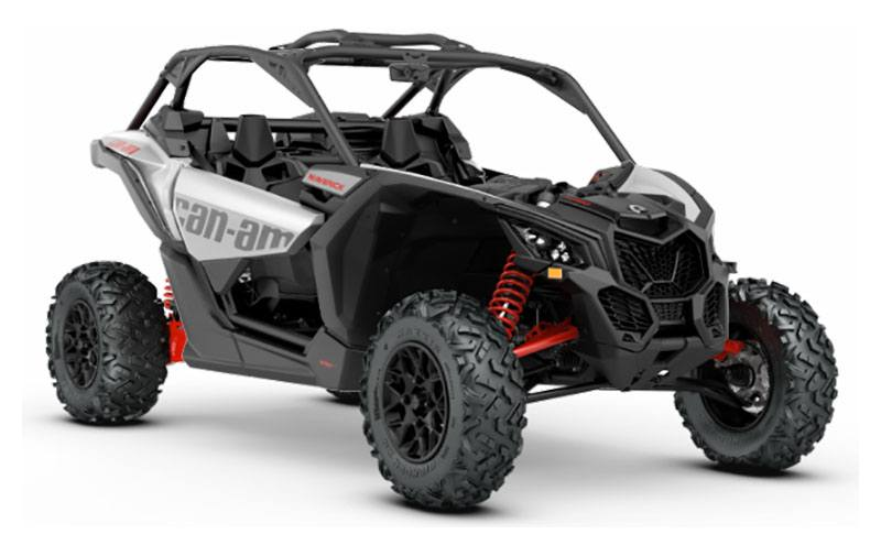 2020 Can-Am Maverick X3 Turbo in Hillman, Michigan - Photo 1