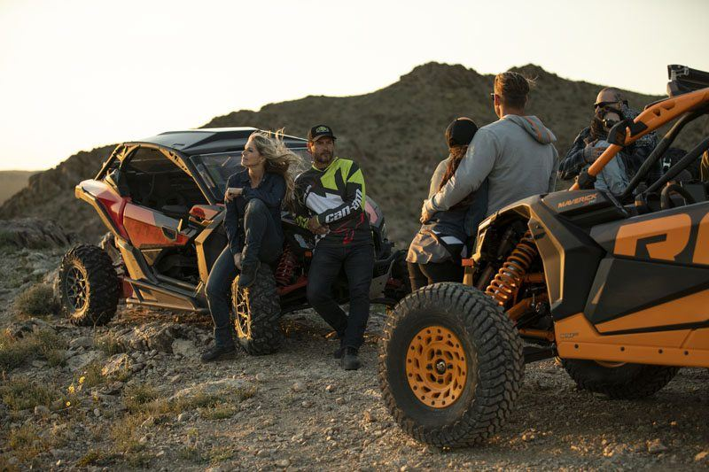 2020 Can-Am Maverick X3 Turbo in Woodinville, Washington - Photo 8