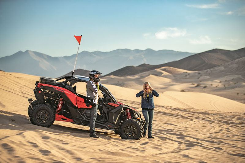 2020 Can-Am Maverick X3 Turbo in Hillman, Michigan