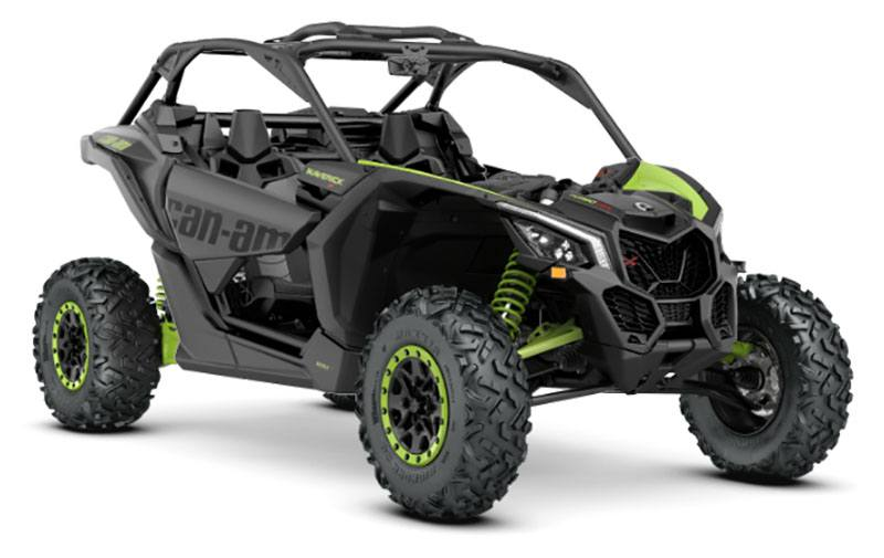 2020 Can-Am Maverick X3 X ds Turbo RR in Afton, Oklahoma - Photo 1