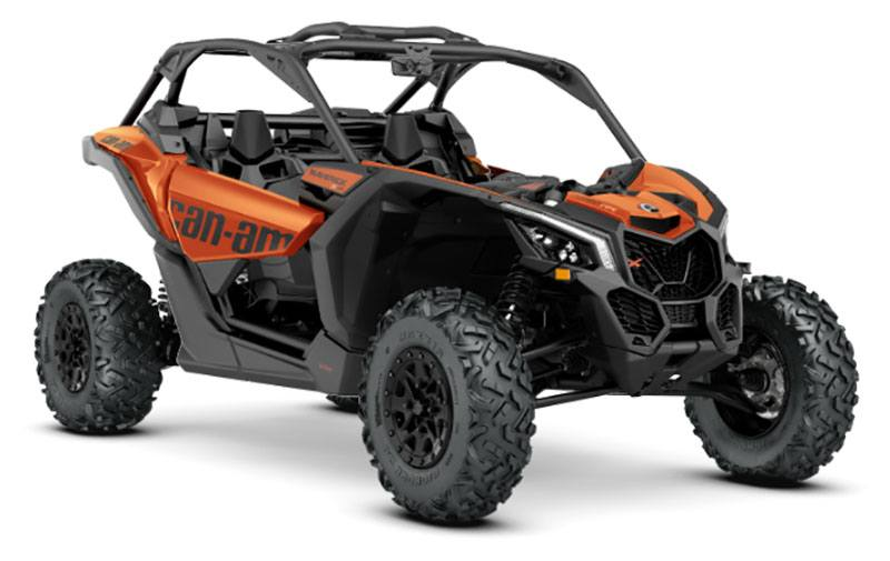 2020 Can-Am Maverick X3 X DS Turbo RR in Colebrook, New Hampshire