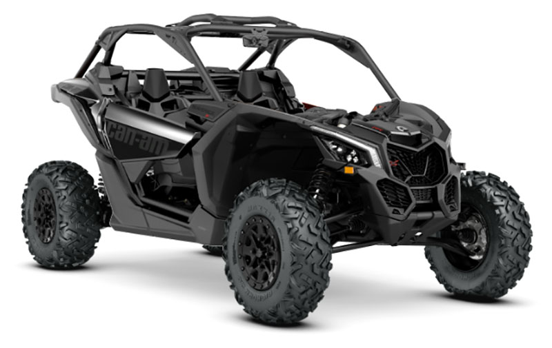 2020 Can-Am Maverick X3 X DS Turbo RR in Moses Lake, Washington - Photo 1