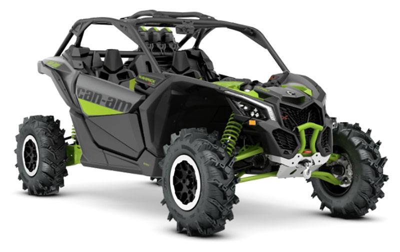 2020 Can-Am Maverick X3 X MR Turbo in Lake City, Colorado - Photo 1