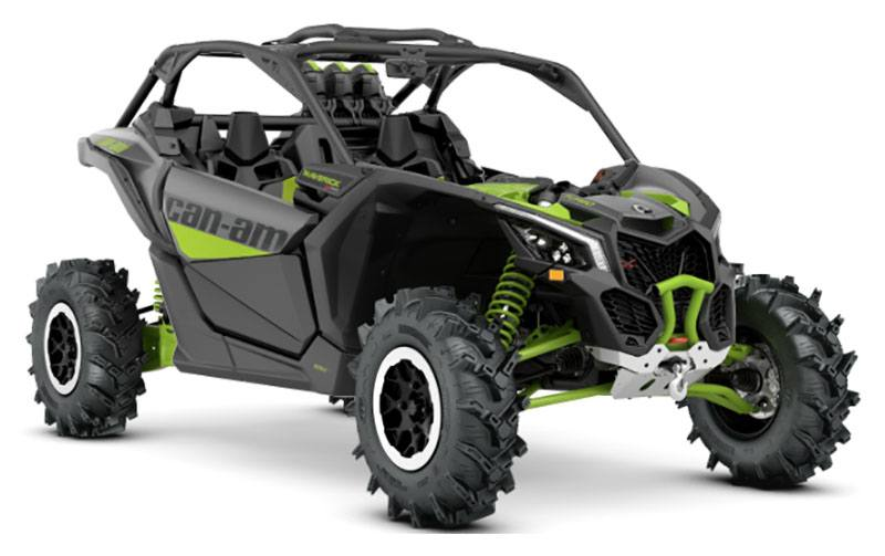 2020 Can-Am Maverick X3 X MR Turbo in Garden City, Kansas - Photo 1