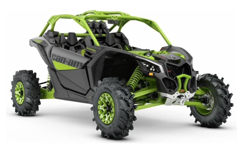 2020 Can-Am Maverick X3 X MR Turbo RR in Castaic, California - Photo 1