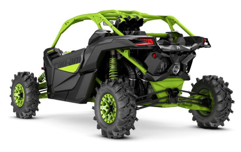 2020 Can-Am Maverick X3 X MR Turbo RR in Castaic, California - Photo 2