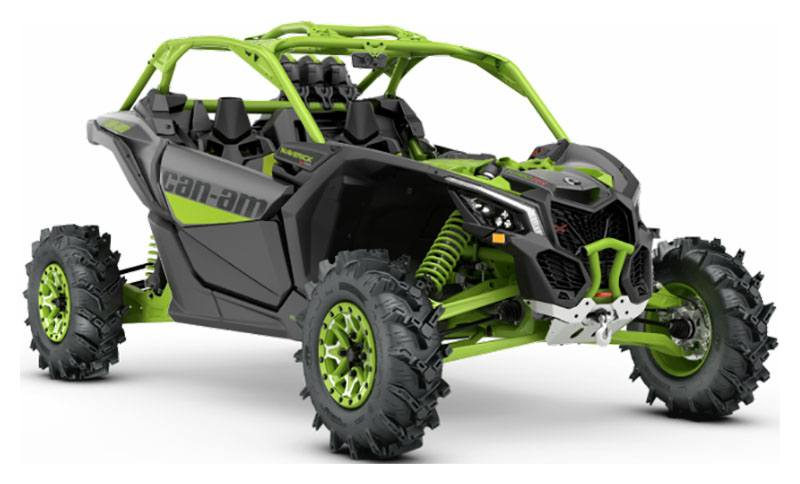 2020 Can-Am Maverick X3 X MR Turbo RR in Barre, Massachusetts - Photo 1