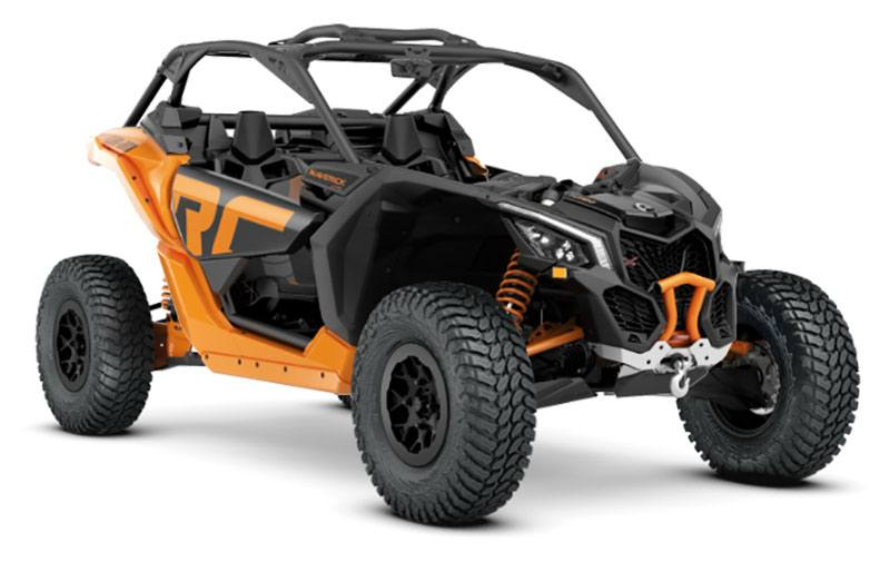 2020 Can-Am Maverick X3 X RC Turbo in Santa Rosa, California - Photo 1