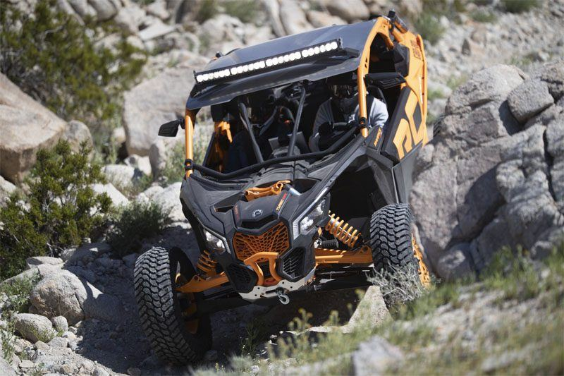 2020 Can-Am Maverick X3 X RC Turbo in Castaic, California - Photo 3