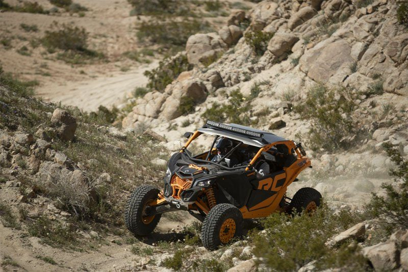 2020 Can-Am Maverick X3 X RC Turbo in Castaic, California - Photo 6