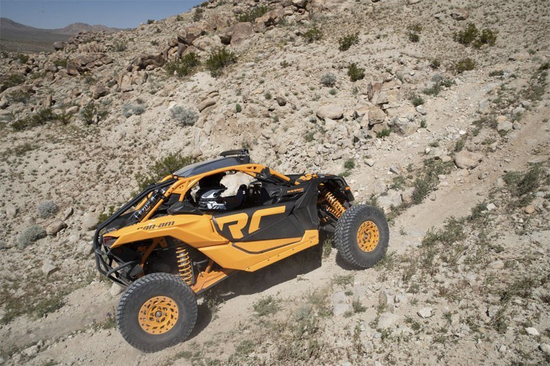 2020 Can-Am Maverick X3 X RC Turbo in Bozeman, Montana - Photo 8