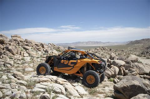 2020 Can-Am Maverick X3 X RC Turbo in Ennis, Texas - Photo 10