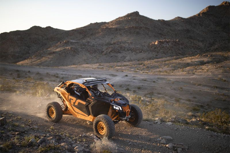 2020 Can-Am Maverick X3 X RC Turbo in Victorville, California - Photo 12