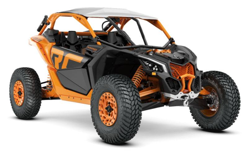 2020 Can-Am Maverick X3 X RC Turbo RR in Albany, Oregon - Photo 1
