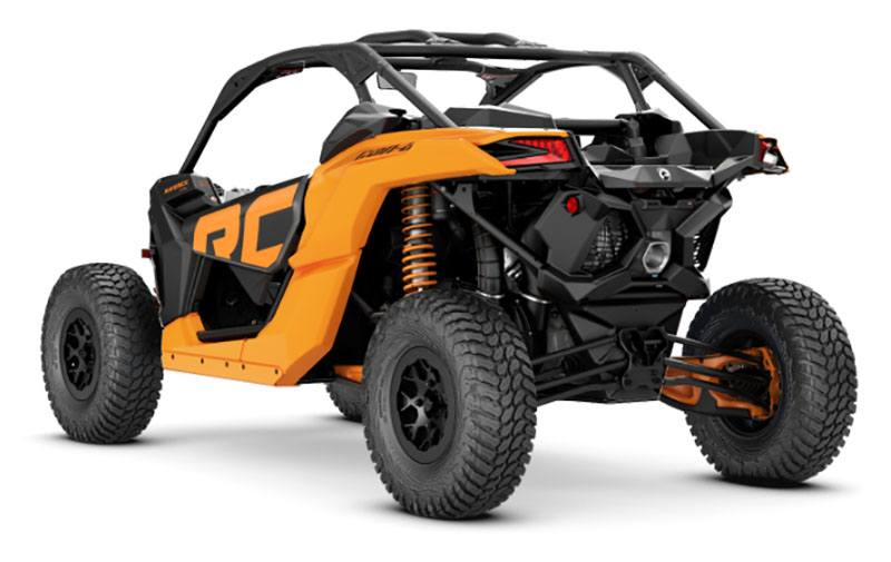 2020 Can-Am Maverick X3 X RC Turbo RR in Barre, Massachusetts - Photo 2