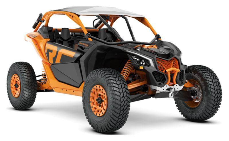 2020 Can-Am Maverick X3 X RC Turbo RR in Enfield, Connecticut - Photo 1