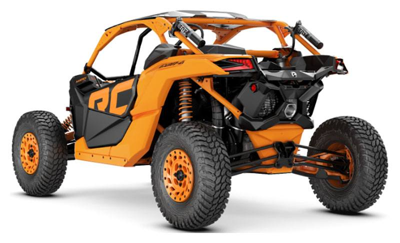 2020 Can-Am Maverick X3 X RC Turbo RR in Enfield, Connecticut - Photo 2