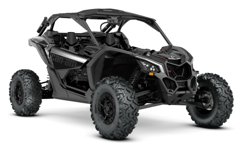 2020 Can-Am Maverick X3 X RS Turbo RR in Woodinville, Washington - Photo 1