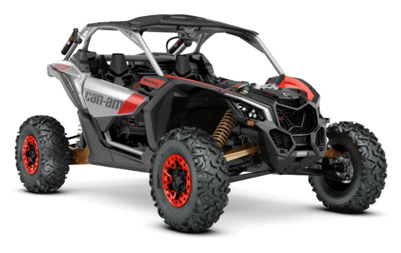 2020 Can-Am Maverick X3 X RS Turbo RR in Hollister, California - Photo 1