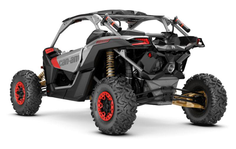 2020 Can-Am Maverick X3 X RS Turbo RR in Saint Johnsbury, Vermont - Photo 2