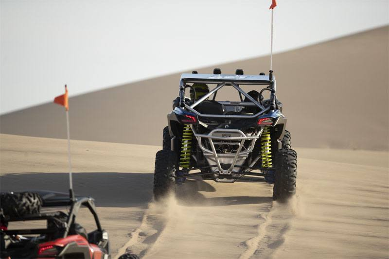 2020 Can-Am Maverick X3 X RS Turbo RR in Hollister, California - Photo 4