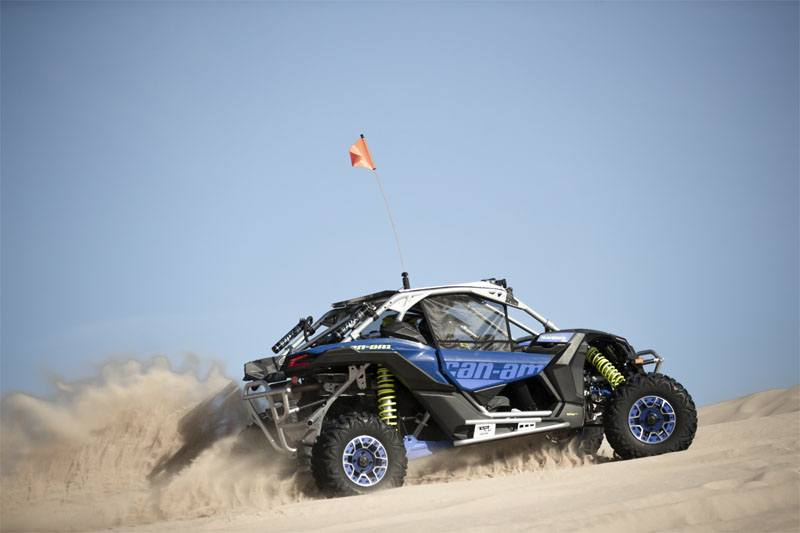 2020 Can-Am Maverick X3 X RS Turbo RR in Corona, California - Photo 7
