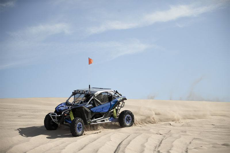 2020 Can-Am Maverick X3 X RS Turbo RR in Hollister, California - Photo 8