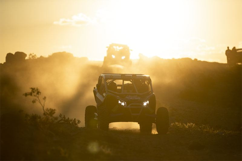2020 Can-Am Maverick X3 X RS Turbo RR in Hollister, California - Photo 11