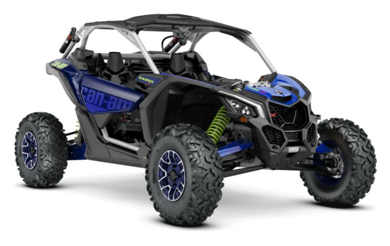 2020 Can-Am Maverick X3 X RS Turbo RR in Conroe, Texas - Photo 1