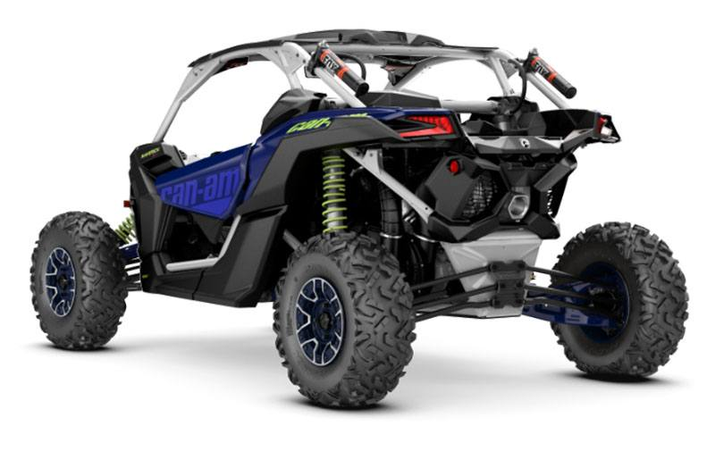 2020 Can-Am Maverick X3 X RS Turbo RR in Castaic, California - Photo 2