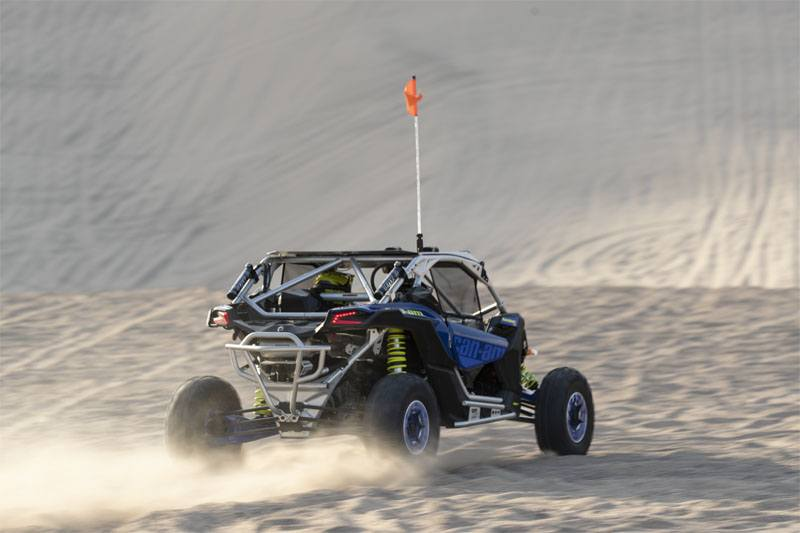 2020 Can-Am Maverick X3 X RS Turbo RR in Wilmington, Illinois - Photo 3