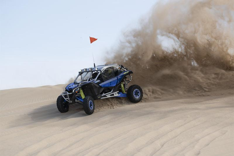 2020 Can-Am Maverick X3 X RS Turbo RR in Victorville, California - Photo 9