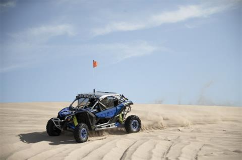 2020 Can-Am Maverick X3 X RS Turbo RR in Victorville, California - Photo 8