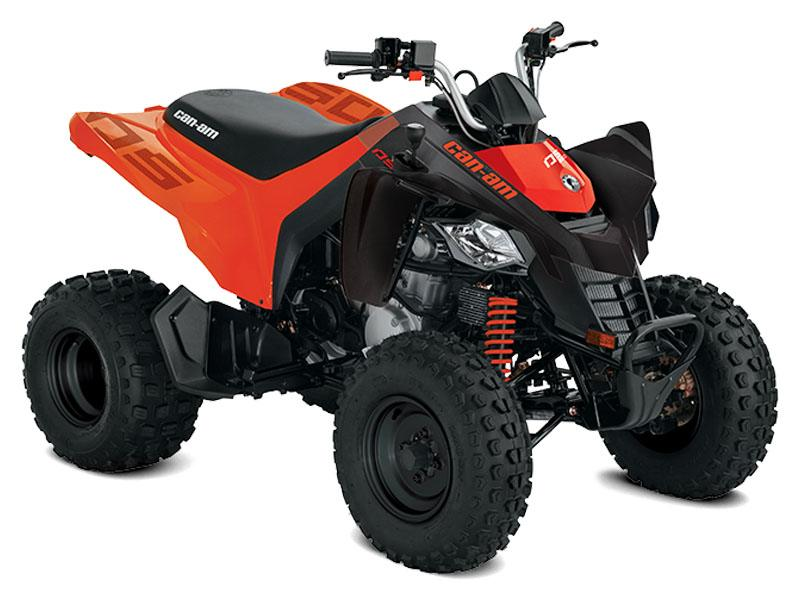 2021 Can-Am DS 250 in Bozeman, Montana