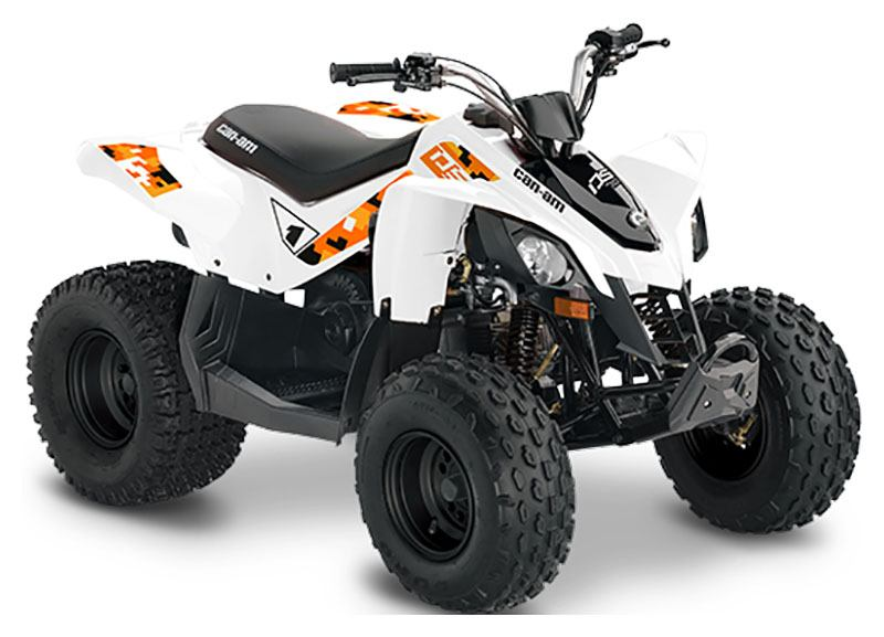 2021 Can-Am DS 70 in Kittanning, Pennsylvania