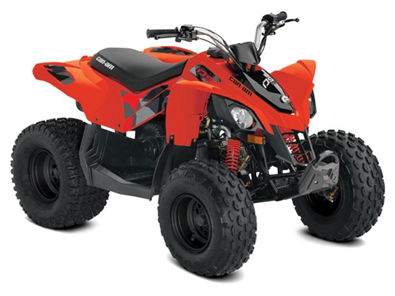 2021 Can-Am DS 90 in Derby, Vermont