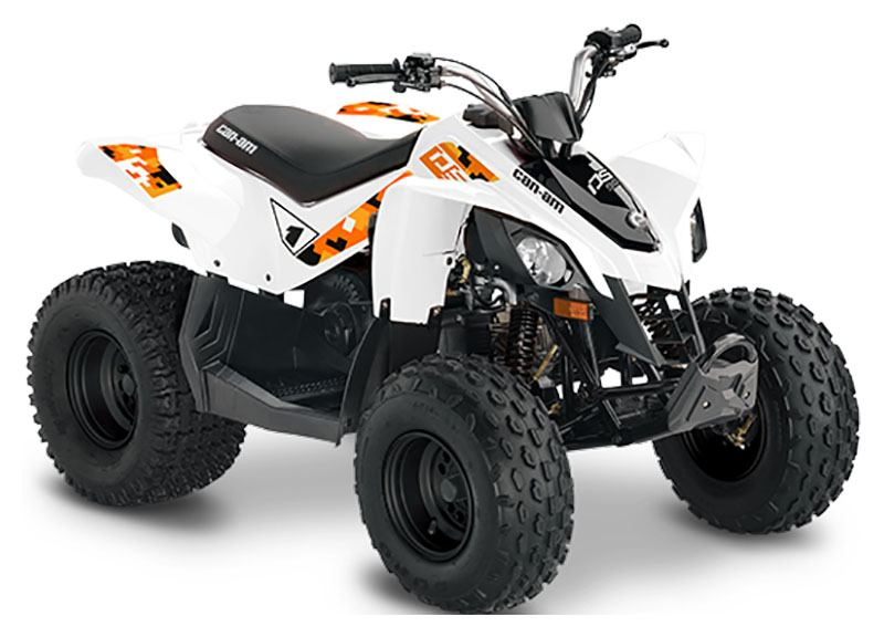 2021 Can-Am DS 90 in Lancaster, New Hampshire