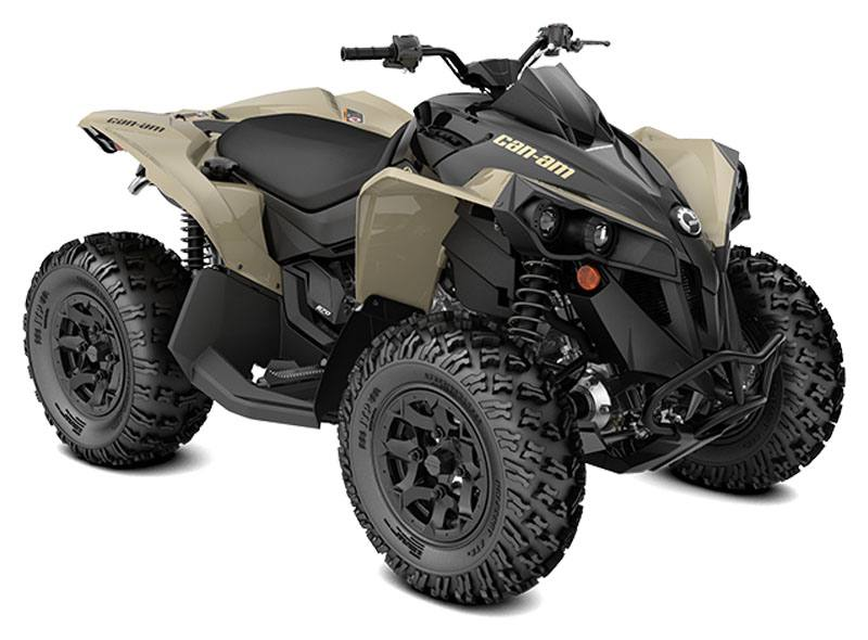 2021 Can-Am Renegade 570 in Adams, Massachusetts - Photo 1