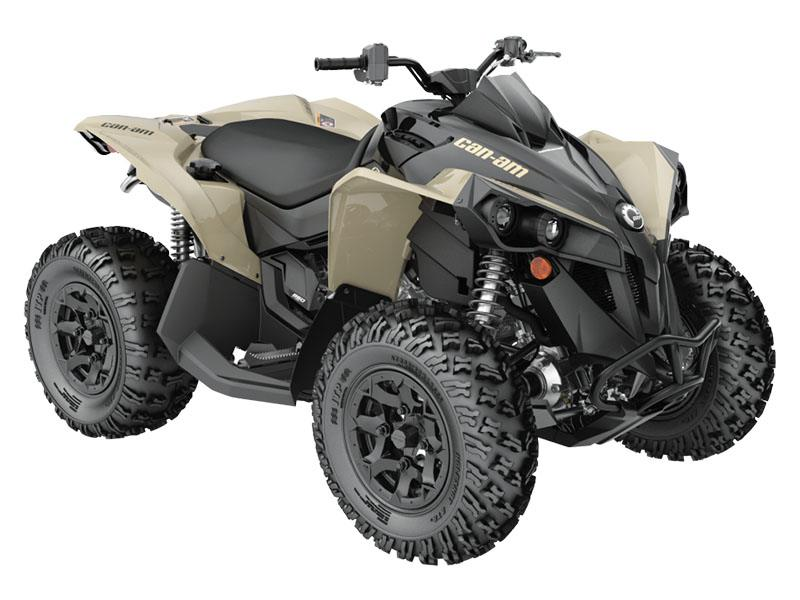 2021 Can-Am Renegade 850 in Stillwater, Oklahoma