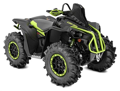 2021 Can-Am Renegade X MR 1000R in Woodruff, Wisconsin