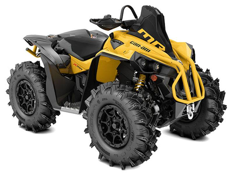 2021 Can-Am Renegade X MR 1000R with Visco-4Lok in Jones, Oklahoma