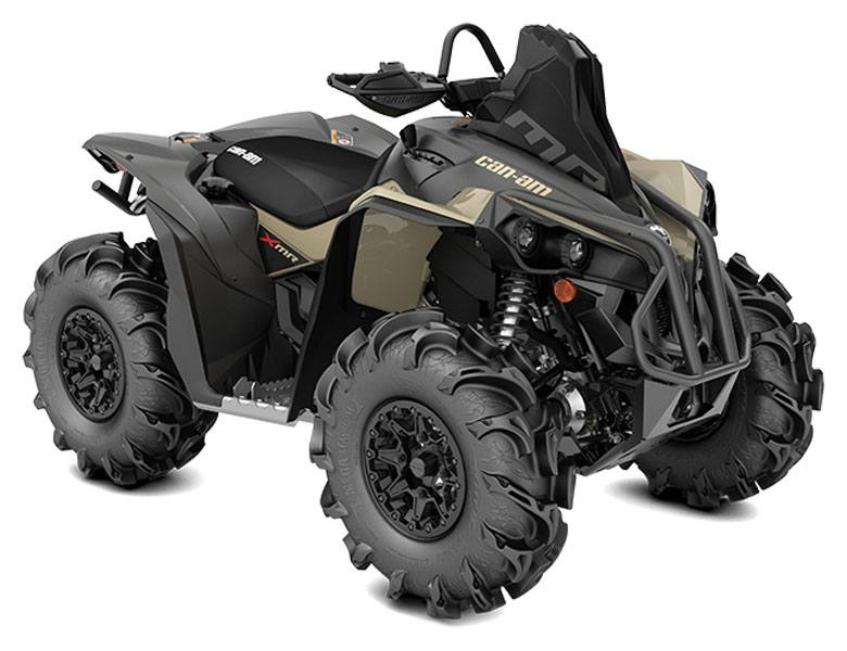2021 Can-Am Renegade X MR 570 in Warrenton, Oregon