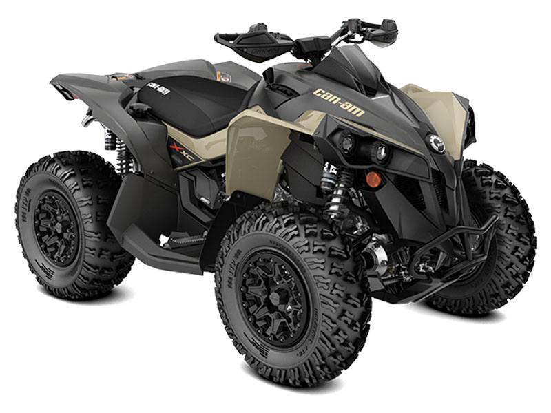 2021 Can-Am Renegade X XC 850 in Albemarle, North Carolina