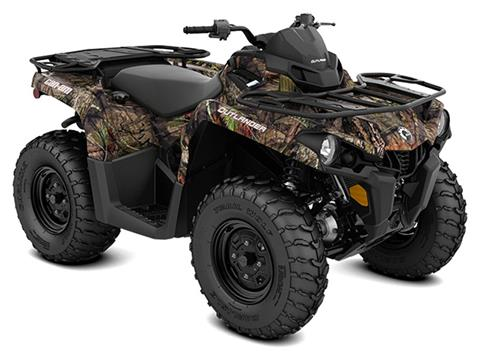 2021 Can-Am Outlander DPS 450 in Woodruff, Wisconsin