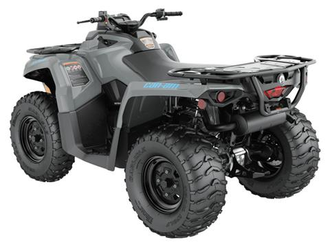 2021 Can-Am Outlander DPS 570 in Barre, Massachusetts - Photo 2