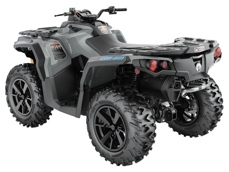 2021 Can-Am Outlander DPS 650 in Roscoe, Illinois - Photo 2