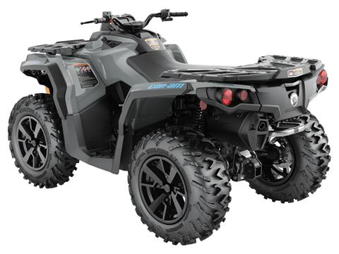 2021 Can-Am Outlander DPS 650 in Jesup, Georgia - Photo 2