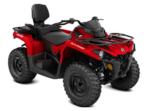 2021 Can-Am Outlander MAX 450 in Woodruff, Wisconsin